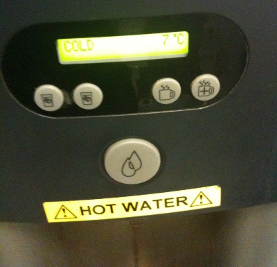 water machine