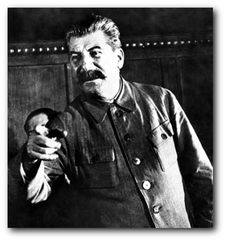 picture of stalin