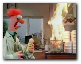 Muppets - Beakers Lab