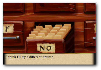 Monkey Island Drawer