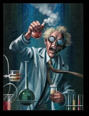 Evil Scientist