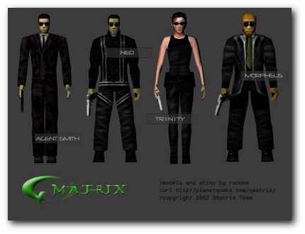 Quake Matrix Models