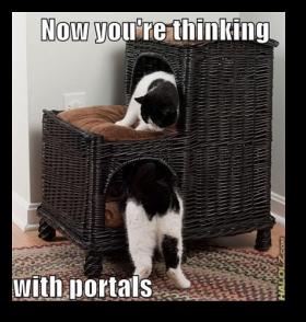 cat portal