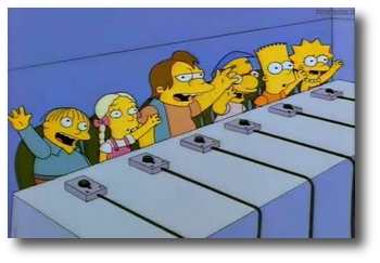Simpsons focus group
