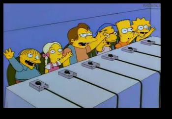 Simpsons focus group