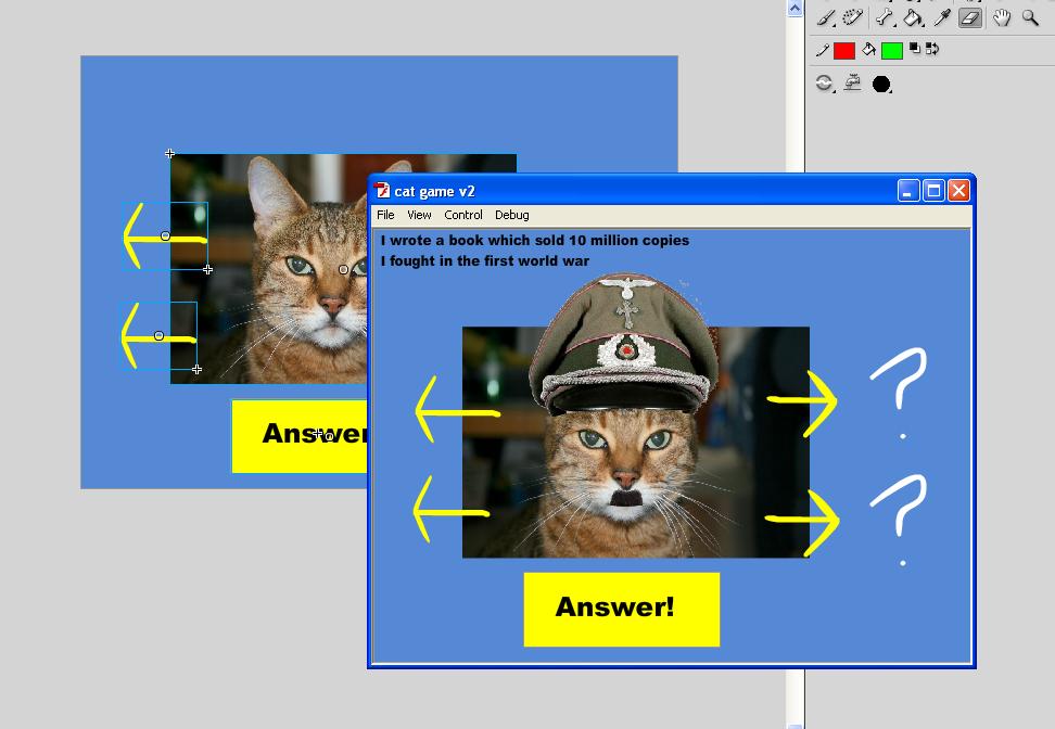 cat Game Prototype