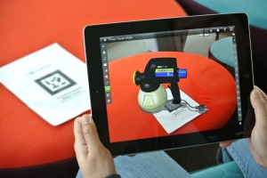 mobile augmented reality research papers