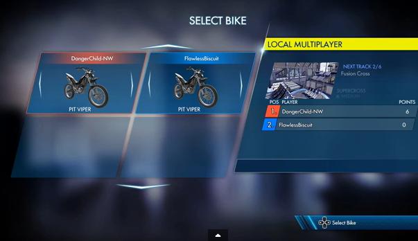 More Bike Selection