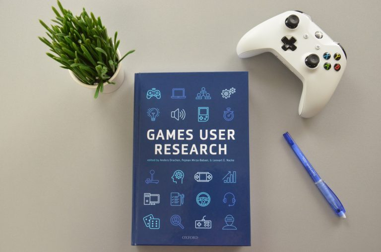 Games User Research Book
